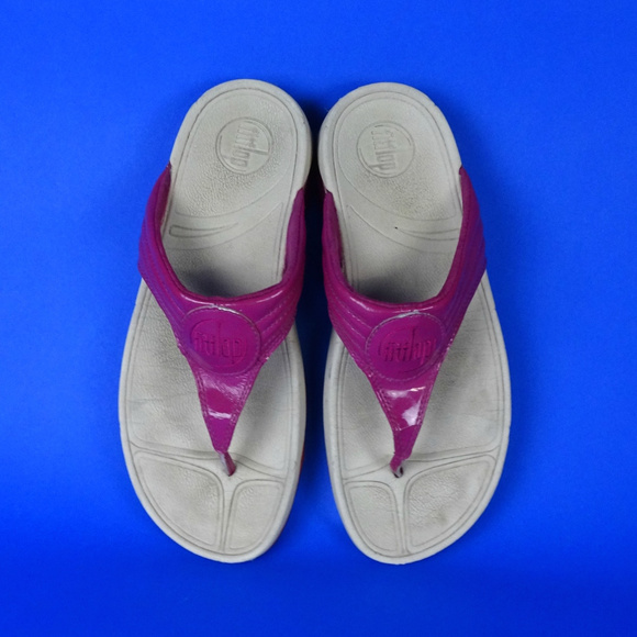 c467f5190fe Fitflop Shoes - Fit Flop Sandals Summer Shoes 10 41 Pink Walkstar
